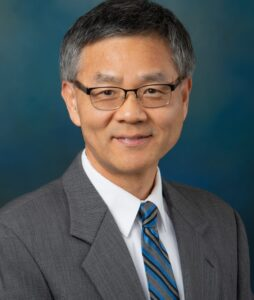 Photo portrait of Yiguo Liang, CVFPB Operations Branch Chief